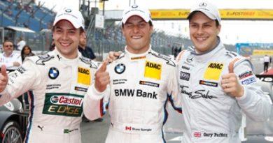 DTM: Bruno Spengler marca a pole em Lausitz. Augusto Farfus sai em 2º