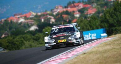 DTM: Paul di Resta e René Rast vencem na Hungria