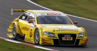 DTM: Mike Rockenfeller marca a pole em Brands Hatch
