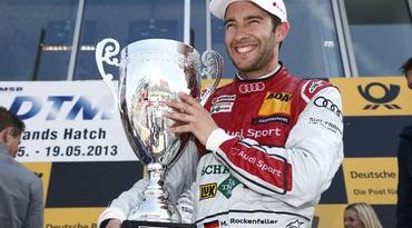 DTM: Mike Rockenfeller vence em Brands Hatch