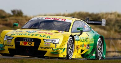 DTM: Mike Rockenfeller marca a pole em Zandvoort