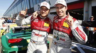 DTM: Audi revela escalação de pilotos para o DTM