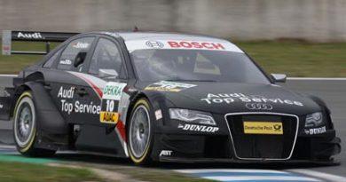 DTM: Timo Scheider marca a segunda pole-position consecutiva