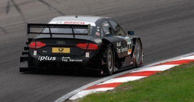 DTM: Timo Scheider sai na pole-position em Zandvoort