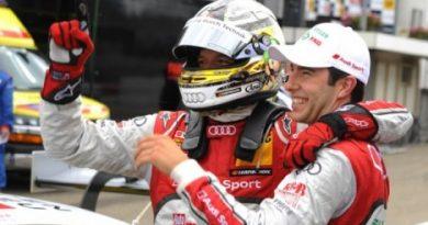 DTM: Timo Scheider marca a pole em Zandvoort