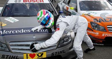 DTM: Bruno Spengler marca a pole em Hockenheim