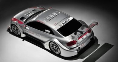 DTM: Audi mostra o Audi A5 DTM