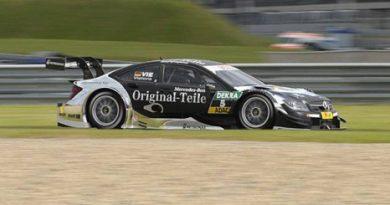 DTM: Christian Vietoris vence pela primeira vez