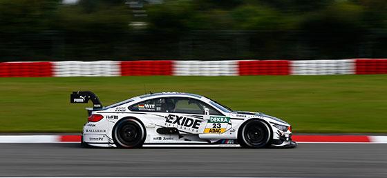 DTM: Marco Wittmann marca a pole em Nurburgring