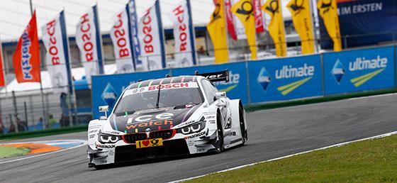 DTM: Marco Wittmann vence em Hockenheim