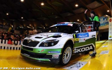 ERC: Jan Kopecky vence abertura do campeonato na Áustria