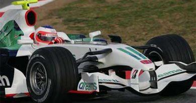 F1: Button e Barrichello satisfeitos com preparação da Honda