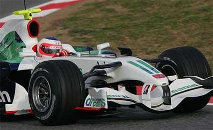 F1: Barrichello estaria na lista da USF1 para 2010