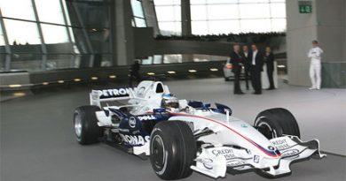 F1: Com nova BMW, pilotos sonham com vôos mais altos