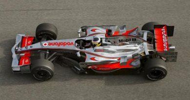 F1: McLaren encerra primeiro dia de testes do MP4-23