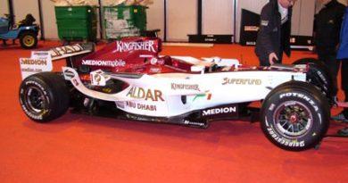 F1: Veja as primeiras fotos da Force India