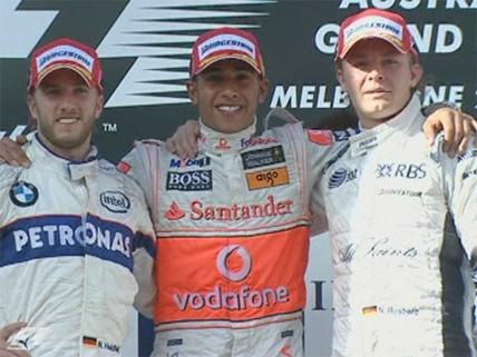 F1: Lewis Hamilton vence GP da Austrália