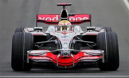F1: Lewis Hamilton é pole na China