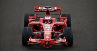 F1: Kimi Raikkonen é o mais rápido no Bahein