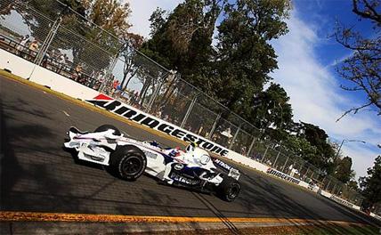F1: No último treino livre, Kubica é o mais rápido no domínio da BMW