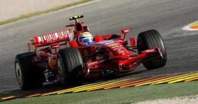 F1: Massa admite pressão para 'substituir' Senna
