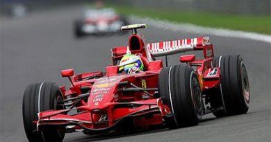 F1: Massa fecha dia com melhor tempo