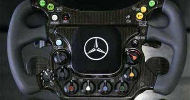 F1: Volante com 4 borboletas seria o segredo do sucesso da McLaren