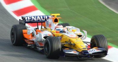 F1: Nelsinho Piquet conclui pré-temporada em Barcelona