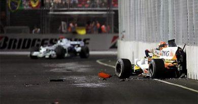 F1: Nelsinho Piquet decepcionado com seu GP de Cingapura