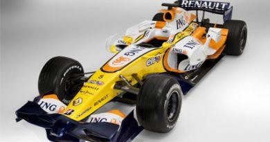 F1: Renault apresenta R28, o carro que Nelsinho estreará na categoria