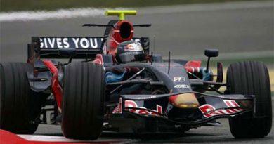 F1: Toro Roso lidera segundo dia de treinos em Barcelona