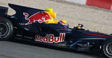 F1: Com 'carro bigorna', Red Bull é a mais rápida do domingo