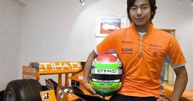 F1: Renault anuncia Yamamoto como piloto de testes