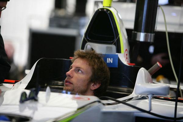 F1: Jenson Button faz a segunda pole-position consecutiva