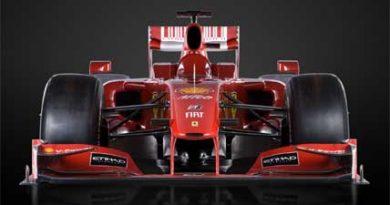 F1: Ferrari apresenta carro para temporada 2009. Confira as fotos!