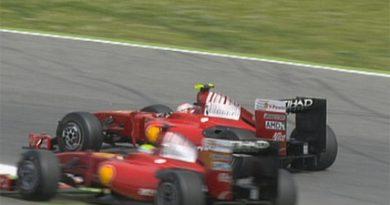 F1: Enfim, Ferrari domina último treino livre em Barcelona