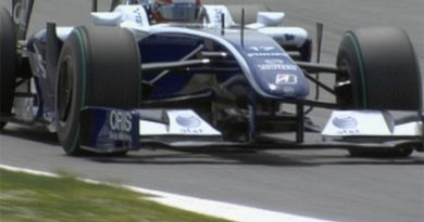 F1: Williams fecha o dia com os melhores tempos de Barcelona