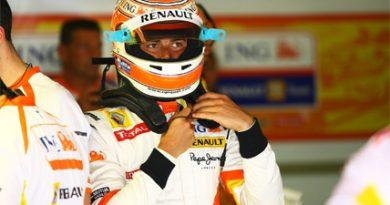 F1: Com volta 9,8, Nelsinho Piquet garante sua melhor posição de largada no ano