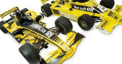 F1: Renault pode utilizar pintura dos anos 70 nos últimos GPs de 2009