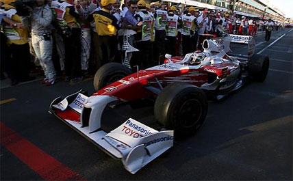 F1: Toyota desiste de recurso, e Hamilton é confirmado em 3º