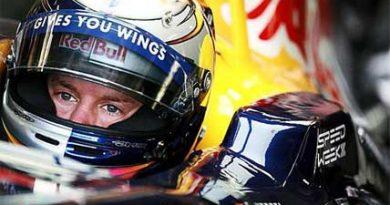F1: Vettel crava a pole na Inglaterra seguido por Barrichello