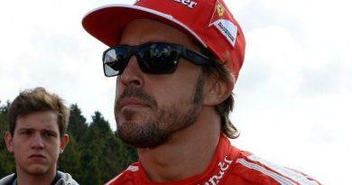 F1: Fernando Alonso é o mais rápido em Cingapura
