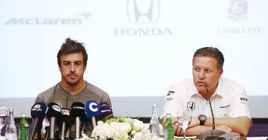 McLaren cogita retorno da equipe a Fórmula Indy