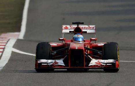 F1: Fernando Alonso vence GP da China