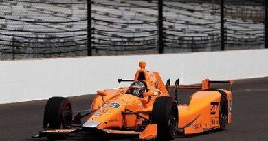 IndyCar: Alonso confirma participação nas 500 milhas de Indianápolis em 2019