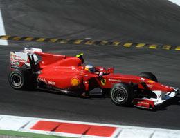 F1: Fernando Alonso marca a pole para GP a Itália