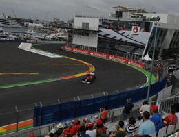 F1: Fernando Alonso é o mais rápido em Valência