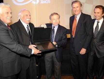 F1: Falece aos 92 anos, Wilson Fittipaldi, o Barão