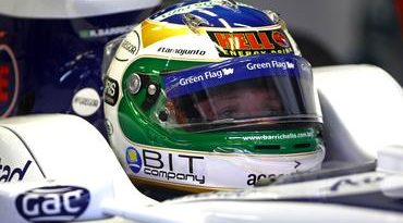 F1: Rubens Barrichello anuncia novo patrocinador para o GP Brasil