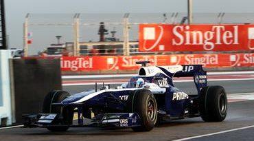 """F1: Rubens sobre a Coreia do Sul: """"A pista parece bem legal"""""""
